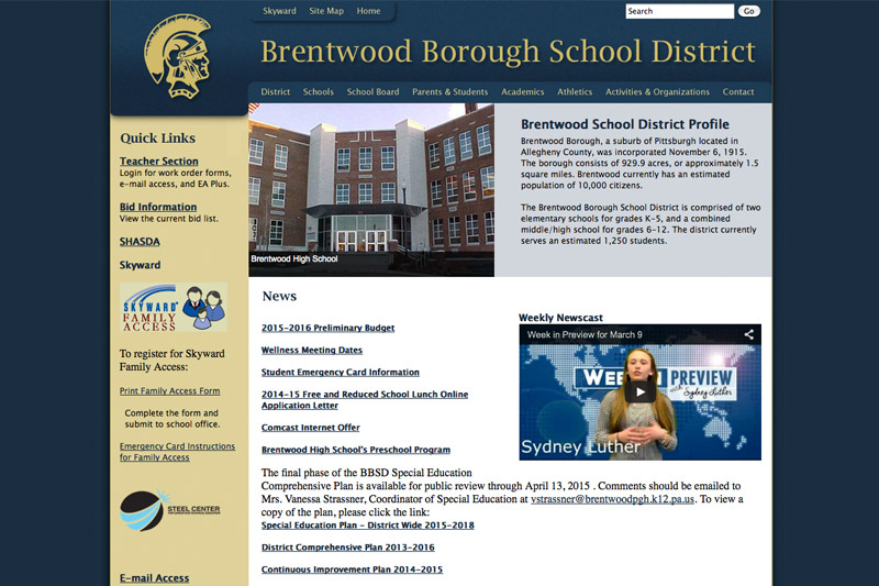 Brentwood School District