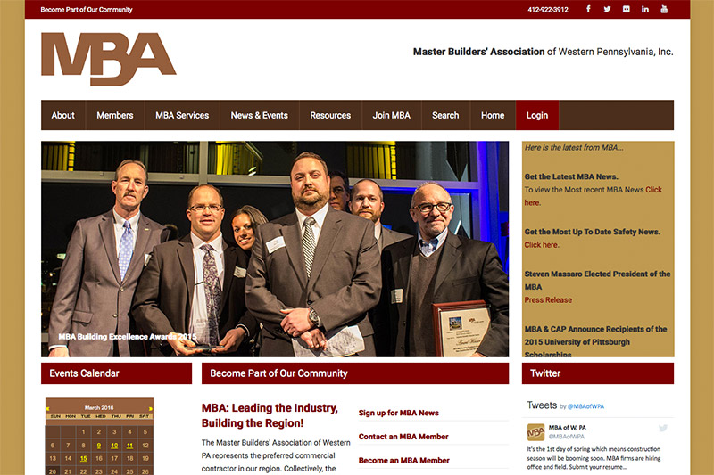 Master Builders' Association of Western PA